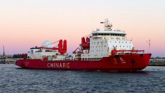 Китай в Арктике: не надо ждать благотворительности