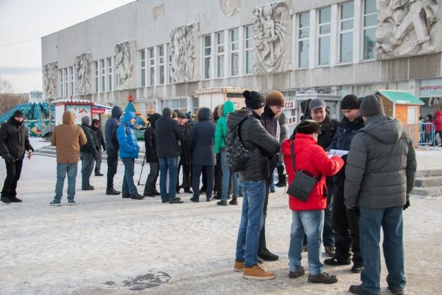Сбор подписей против сноса телебашни в Екатеринбурге