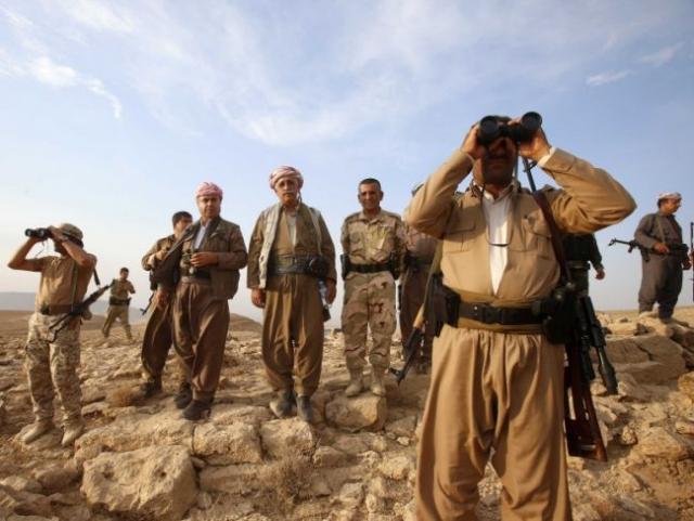 Курдские Пешмерга