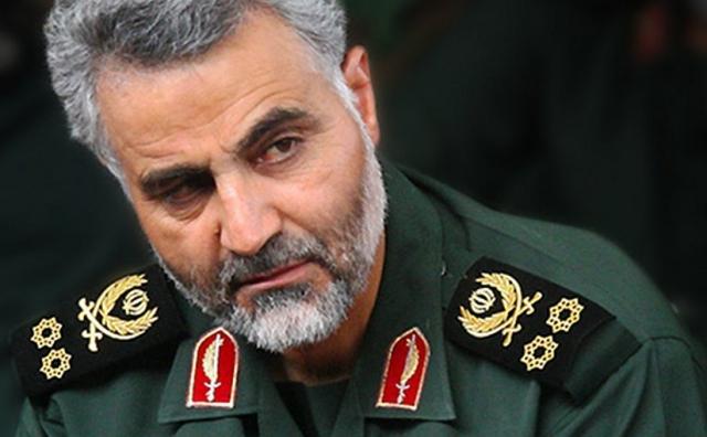 Генерал-майор Солеймани