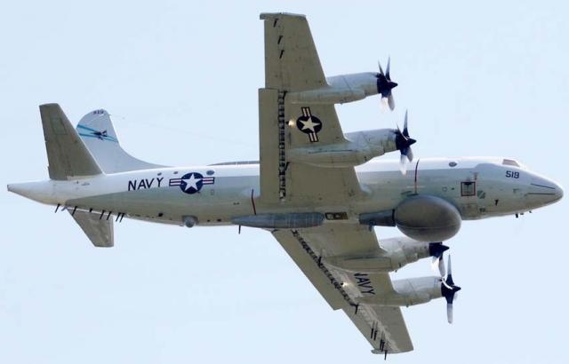 Минобороны подтвердило перехват самолета-разведчика США у границ России
