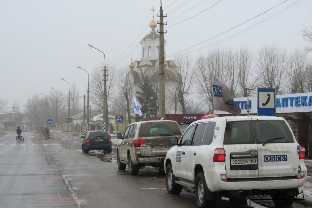 ОБСЕ. ДНР