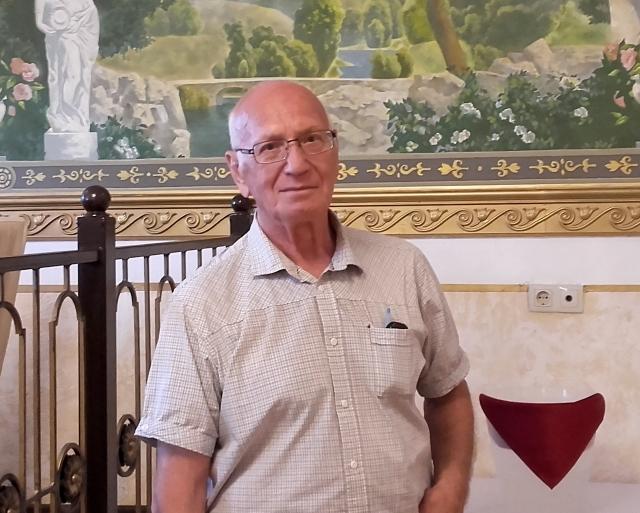 Владимир Иванович Чиков. 24.06.2016. СПГУ