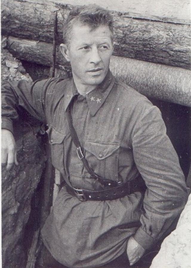 Генерал-майор А. И. Родимцев