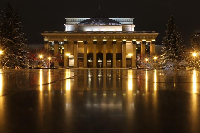 Новосибирский государственный театр оперы и балета (НОВАТ)