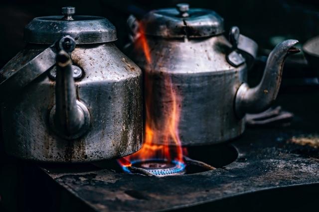 Майдан начал отключать города от газа