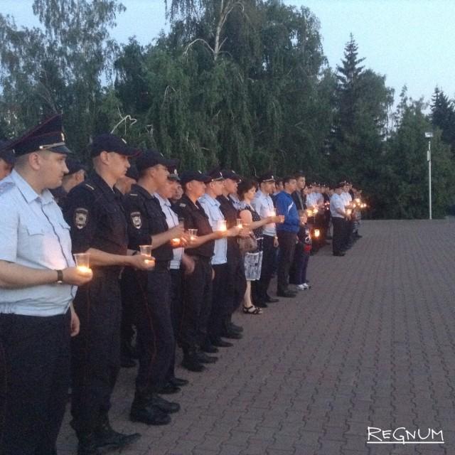 Барнаул. Мемориал Славы. 22 июня