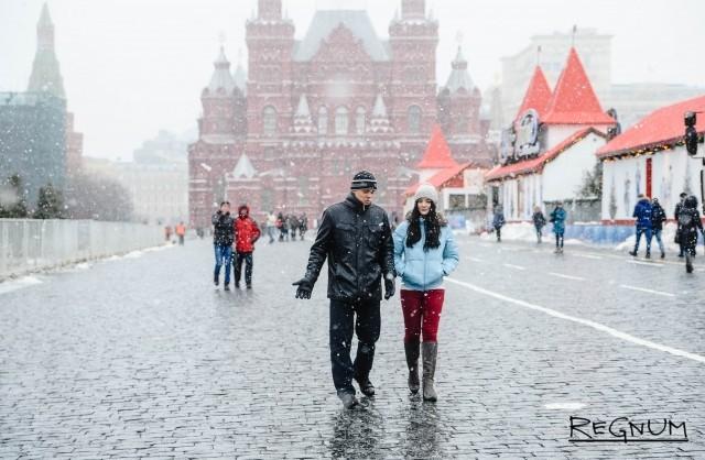 75% жителей Москвы считают город удобным для жизни