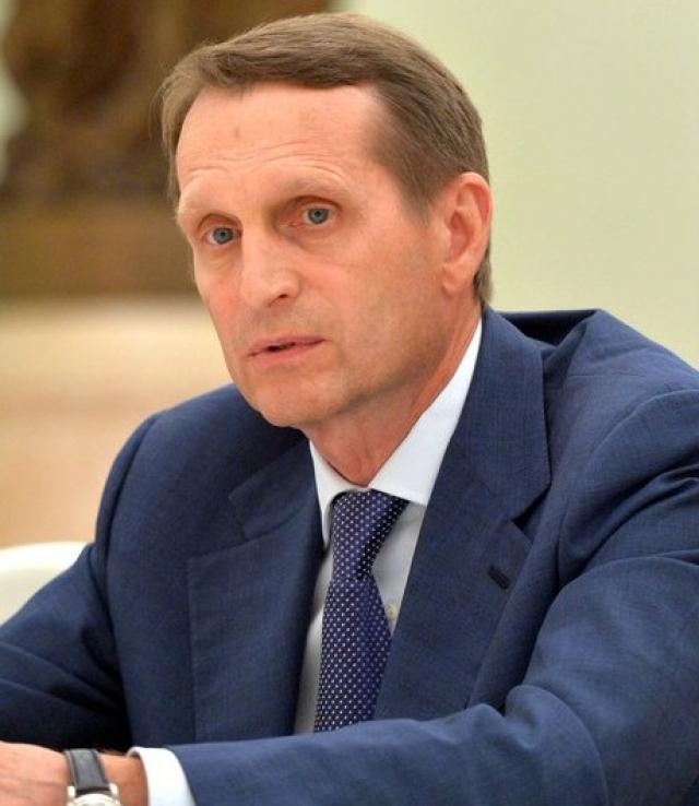 Госдеп – о визите Нарышкина: готовы смягчиться, если затронуты интересы США