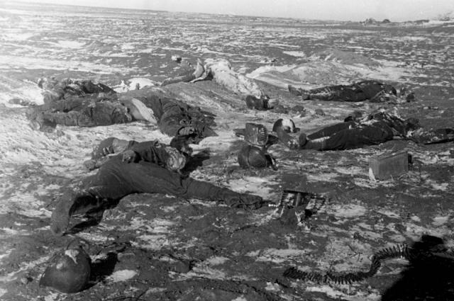 Румыны, убитые под Сталинградом