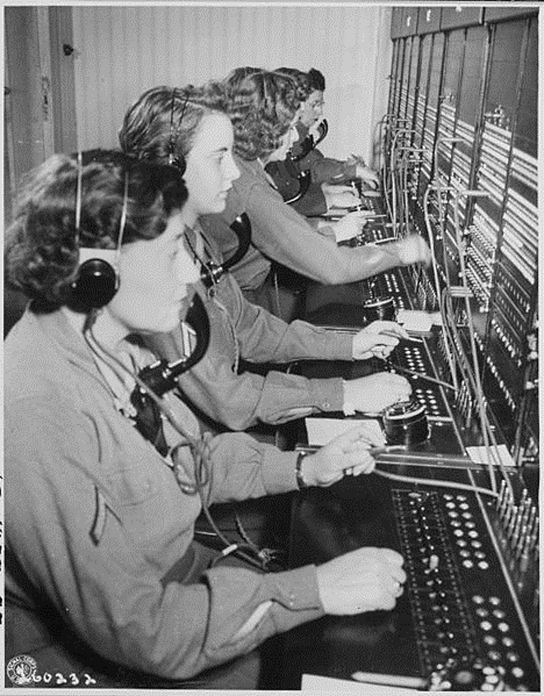фото вид фото телефонистки в части жилья