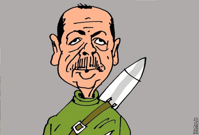 Эрдогану припомнили историю курдов и армян