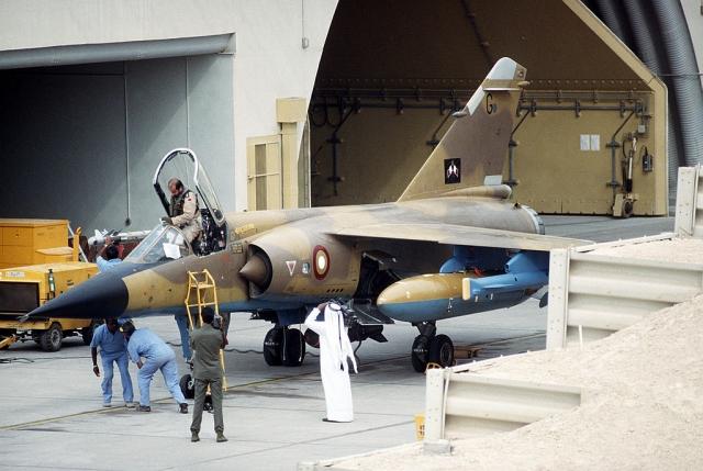 Истребитель ВВС Катара