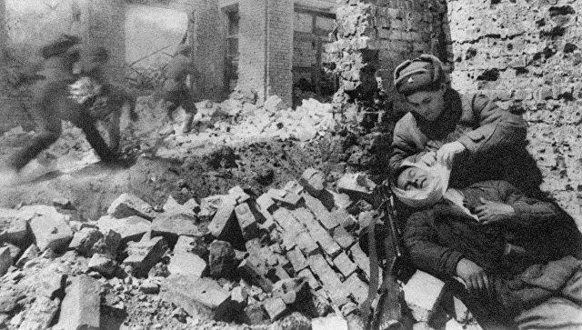 Ставрополье вспоминает героев Сталинградской битвы
