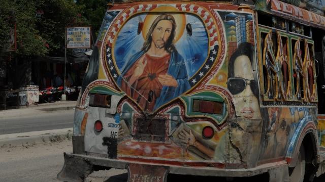 Путешествие Леонида Пашковского в Гаити