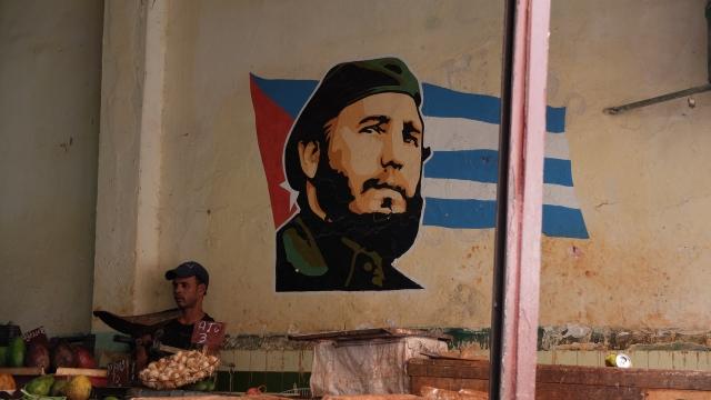 Путешествие Леонида Пашковского на Кубу