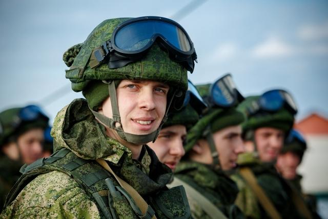 Путин одобрил интеграцию военных Южной Осетии в Вооруженные силы России