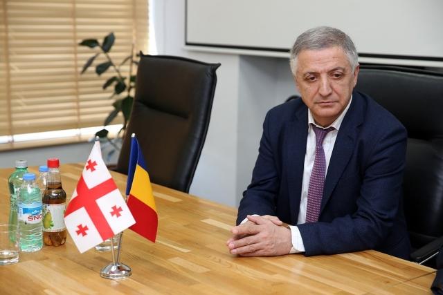 «Первый шаг должна сделать Россия» — интервью грузинского парламентария
