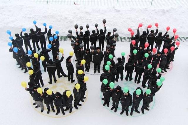 Ярославские осужденные поддержали российских олимпийцев