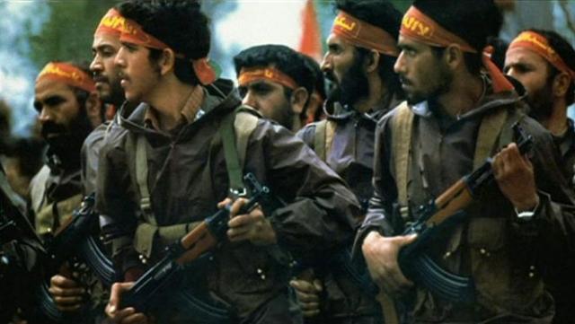 Войска КСИР