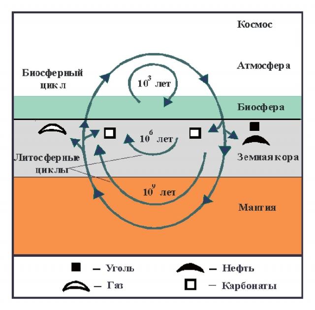 На рис 1 показана схема образования 536