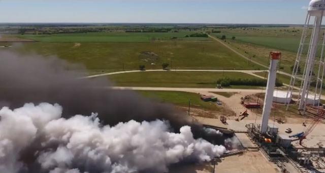 Маск рассказал, почему разбился ускоритель Falcon Heavy