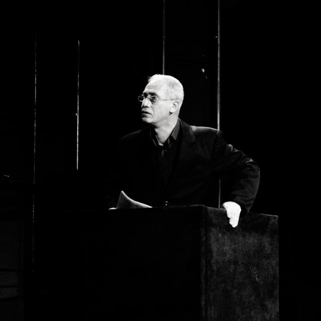 Спектакль «Стенограмма»