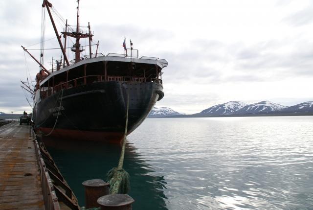 Пейзажи Арктики
