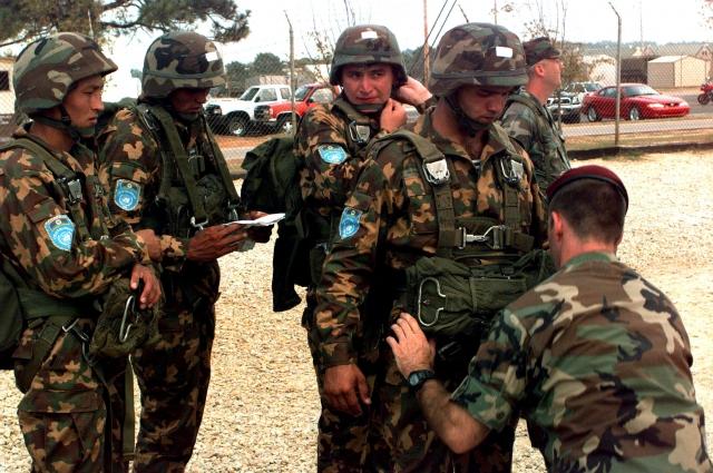 Узбекские силовики