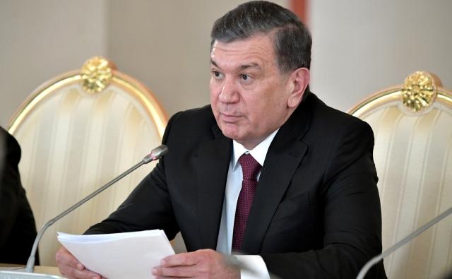 Шавкат Миризиёев