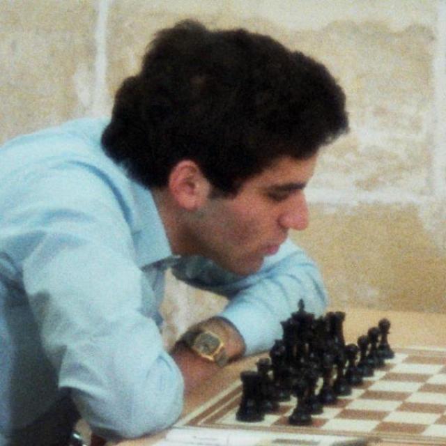 Гарри Каспаров, 1980