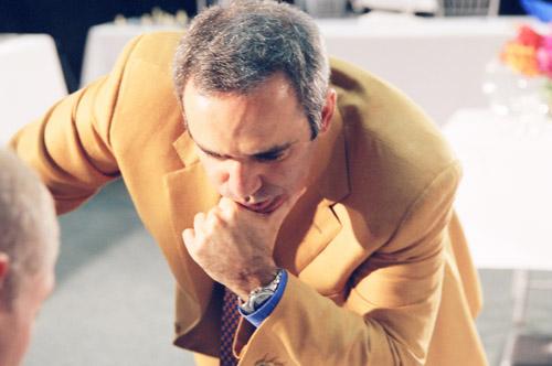 Гарри Каспаров, 2007