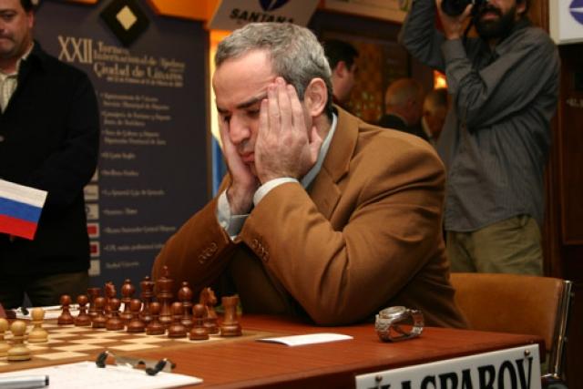 Гарри Каспаров, 2005