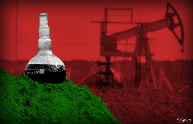 Запас неисчерпаем: нефтяной колодец — на все времена