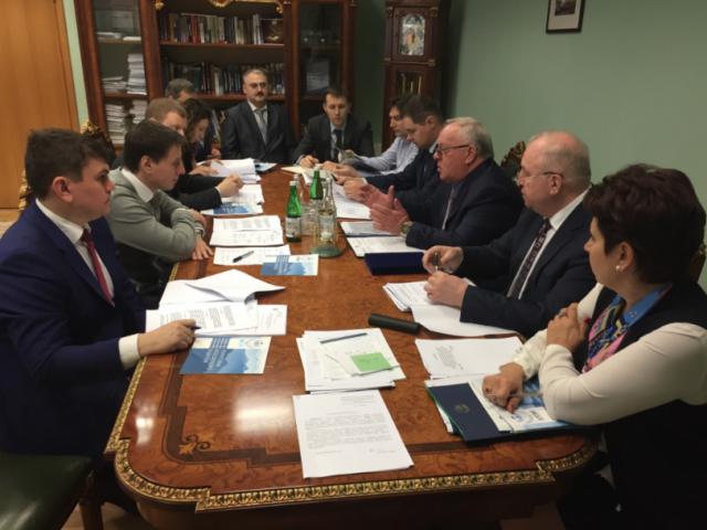 Программу сохранения Телецкого озера обсудили на совещании в Москве