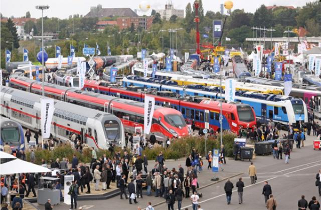 XII Международная выставка железнодорожного оборудования и техники