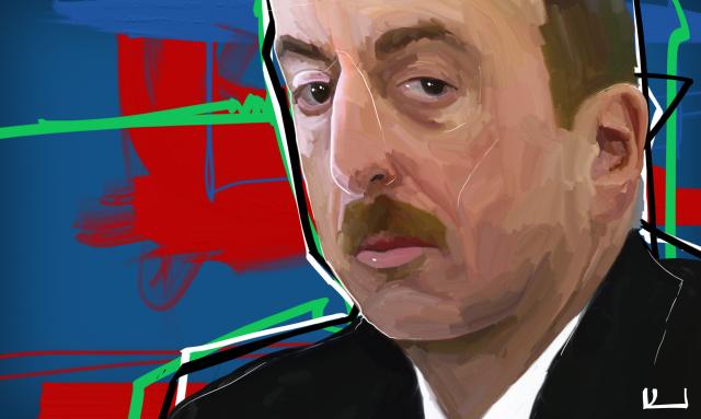 Алиев пожаловался на «всемирное армянское лобби» и пообещал сделать Азербайджан «транспортным центром Евразии»