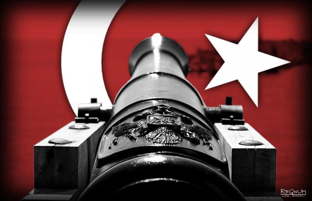 «Оливковая ветвь» гнется под тяжестью курдского сопротивления