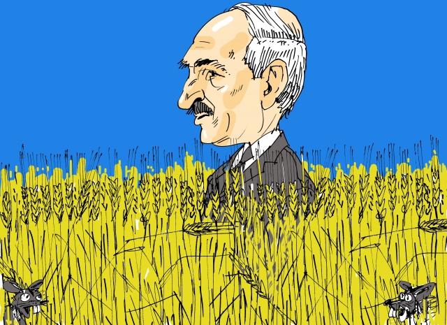 Украина претендует на часть Белоруссии. Почему Минск молчит?