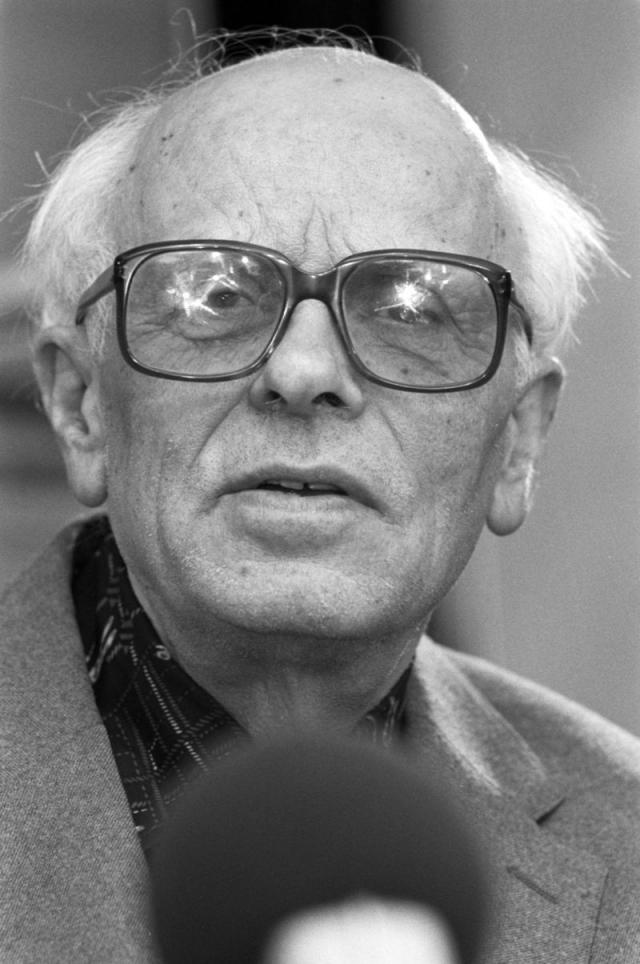 Андрей Дмитриевич Сахаров. 1989