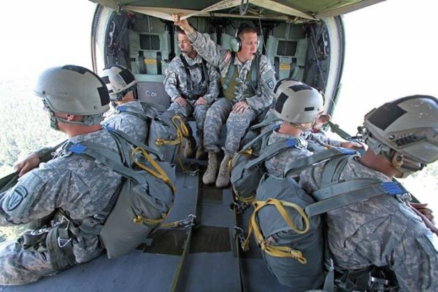 Сухопутные войска США