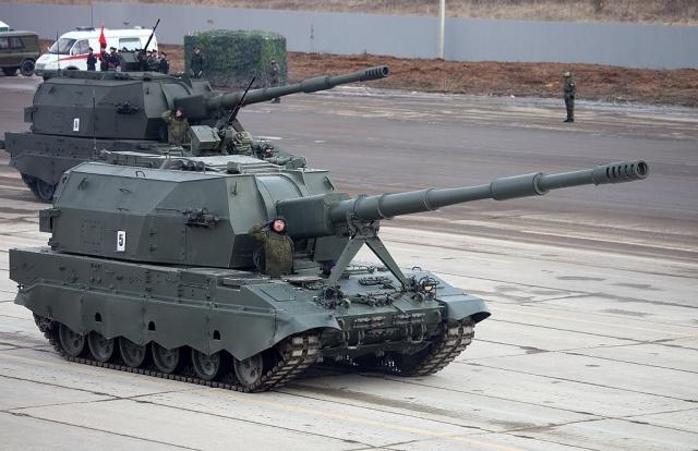 Войсковые испытания новейшей САУ «Коалиция-СВ» будут проходить до 2020 года