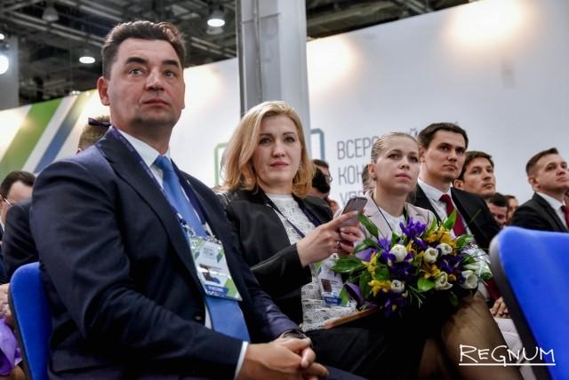 Победители конкурса «Лидеры России»