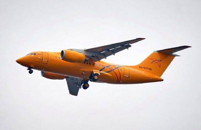 Ан-148, Саратовские авиалинии