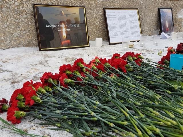 Жертвы и пожертвования: Оренбуржье скорбит по погибшим в авиакатастрофе