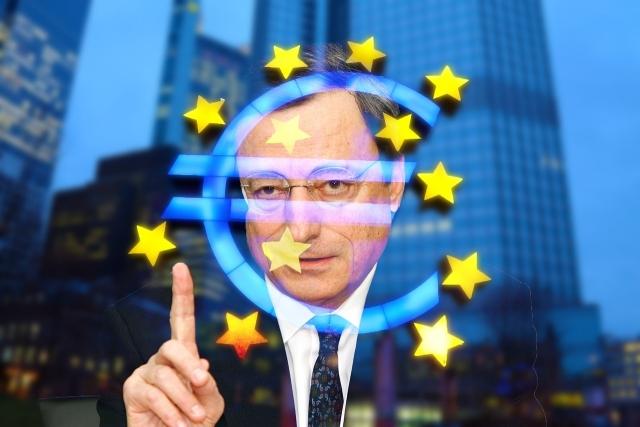 Марио Драги. ЕЦБ