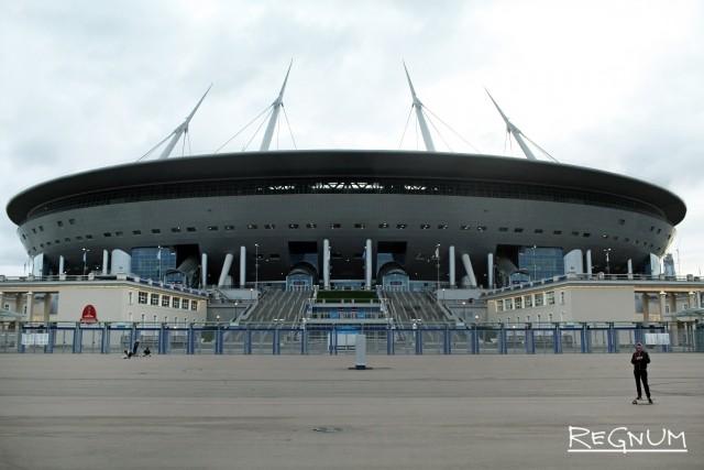 Принять стадион на Крестовском острове готов только ФК «Зенит»