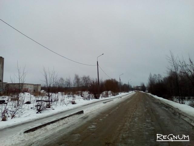 В Ярославле скандальную улицу осветил «Робин Гуд»