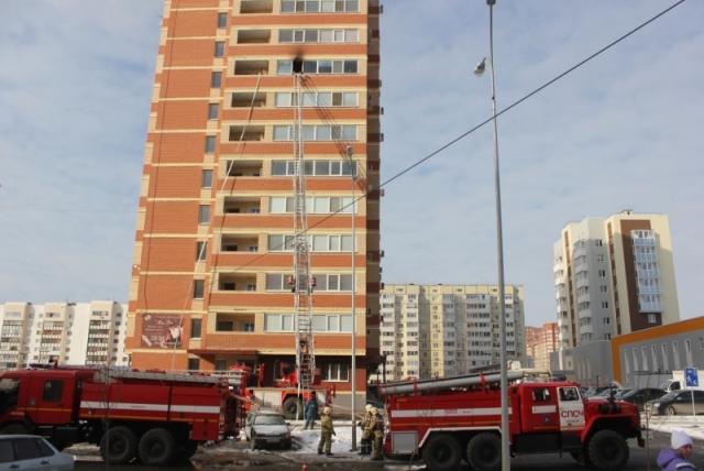 Пожар в многоэтажке Оренбурга: жертвы и уголовное дело