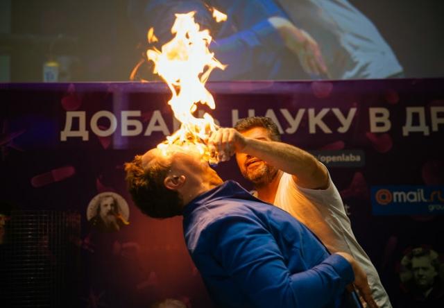 «Открытая лабораторная» прошла в России и еще 20 странах